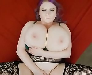 Cassie0pia Watch her Huge tits bounce and jiggle Utter Flick