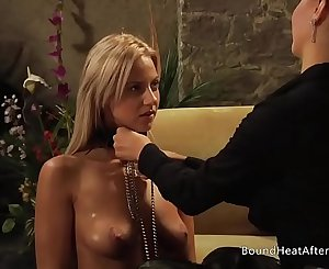 The Submissive: Big Natural Tits On Undoubted Gimp Girls
